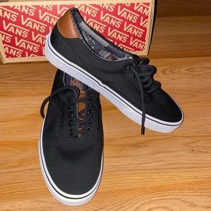 Vans Black Era 59 Size M-9.5/W-8.0 New with Tags